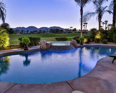 Luxury Salt Water Pool on Golf Course - La Quinta