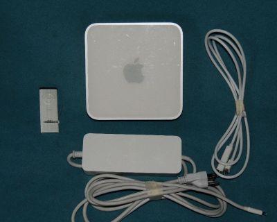 Apple Mac Mini Desktop Computer: VERY NICE!