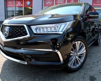 2017 Acura MDX SH-AWD w/Tech AWD