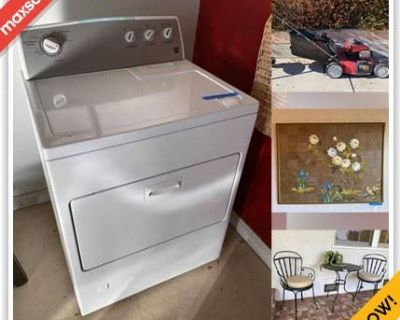Porter Ranch Downsizing Online Auction - North Wystone Avenue
