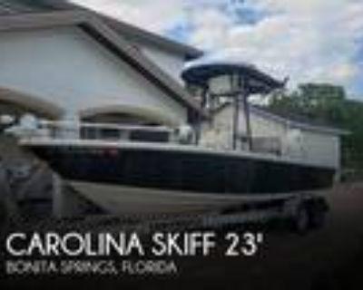 26 foot Carolina Skiff Sea Chaser