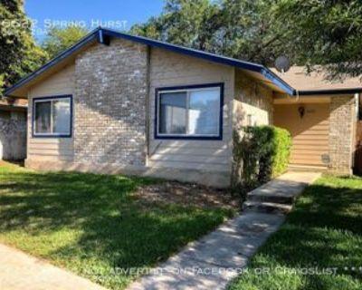 6622 Spring Hurst St, San Antonio, TX 78249 3 Bedroom House