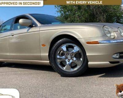 2002 Jaguar S-TYPE V6