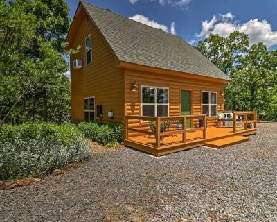 Guesthouse Cottage at Starlight Ridge - Faulkner County