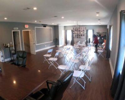 Spacious Workshop/Meeting Space in Druid Hills, Atlanta, GA