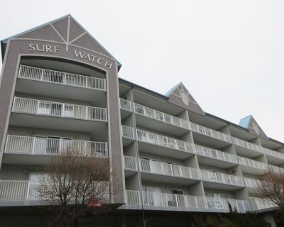 Surf Watch -location close to Convention Center, and a half block to the beach. Has a pool and 3 br. - Midtown Ocean City