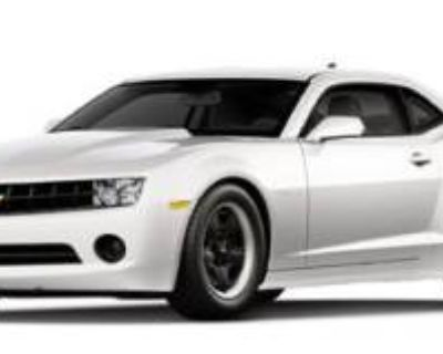 2012 Chevrolet Camaro LS with 1LS Coupe