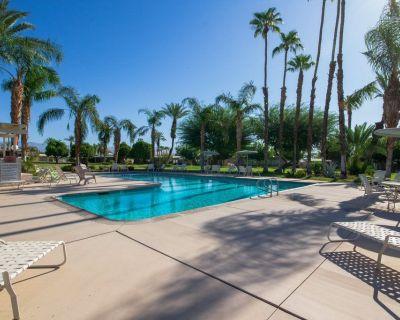Elegant getaway w/ patio & shared pool - walk to the Indian Wells Tennis Garden - Indian Wells