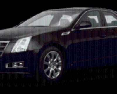 2009 Cadillac CTS 1SB