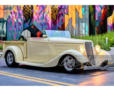 1934 Ford Ute