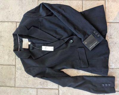 NWT - Banana Republic Dark Blue Pant Suit