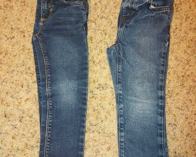Toddler boys jeans 3t