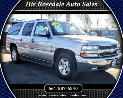 Used 2004 Chevrolet Suburban 4dr 1500 4WD LT