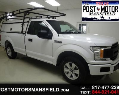 Used 2018 Ford F-150 XL 8-ft. Bed 2WD