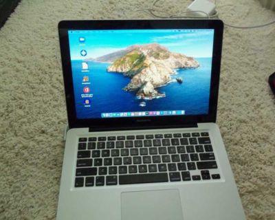 "Apple MacBook Pro 13.3"" Laptop mid 2012 i5 8GB 256 SSD DVD Big Sur"