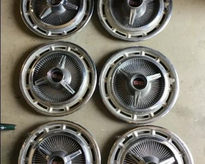 Chevy Impala SS Wheel Covers