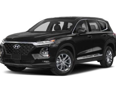 Pre-Owned 2019 Hyundai Santa Fe SEL AWD