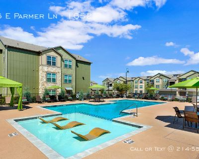 The location you want . . . the luxury you deserve! apartments in East Parmer Lane ..