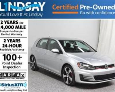 2017 Volkswagen Golf GTI S 4-Door Manual