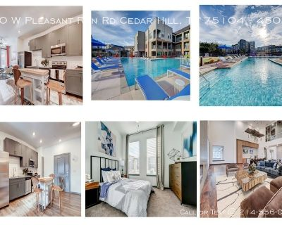 **ONE MONTH FREE**Pet Friendly Apartment in DeSoto