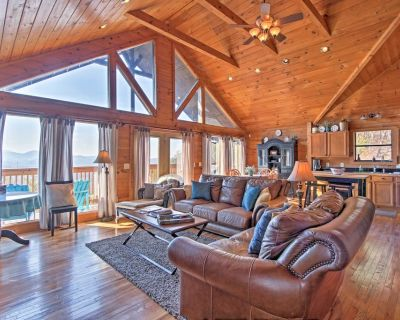 Sevierville Home w/Hot Tub - 5 Min to Pigeon Forge - Pigeon Forge