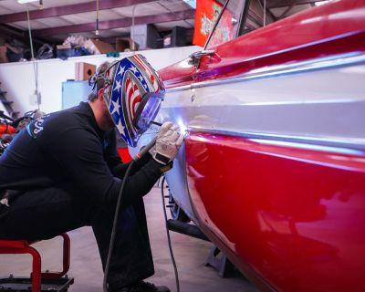 Classic Car Restoration Center