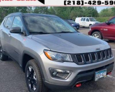 2018 Jeep Compass Trailhawk