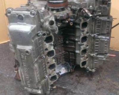 Ford 2011 Boss 6.2 V-8 Long Block Engine