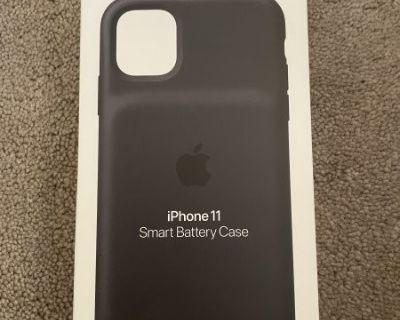 FS iPhone 11 Battery case from Apple (new)