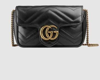 LIKE NEW MINI GUCCI MARMONT BAG