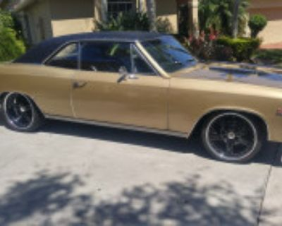 1967 Chevelle restomod 454 coilovers, vintage air , cutome interior