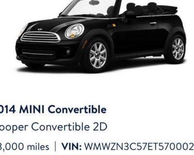 2014 MINI Convertible Cooper