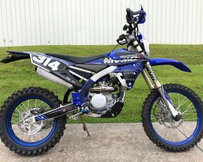 2019 Yamaha YZ250FX Motorcycle Off Road Fayetteville, GA