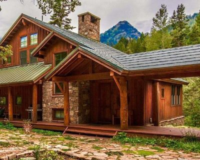 Private and Peaceful, Streamside, Mtn Views, Family Friendly, Separate Guest Room - Sundance