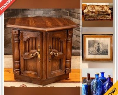 Stockbridge Estate Sale Online Auction - Hill Road