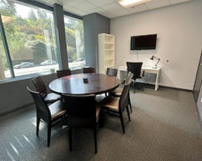 Private Office for 8 at The Muse Rooms
