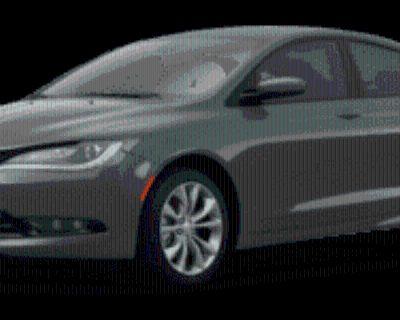 2016 Chrysler 200 S FWD