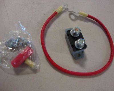 Big Dog Circuit Breaker Kit & Hdw 2009-2010 Ridgeback Bdm