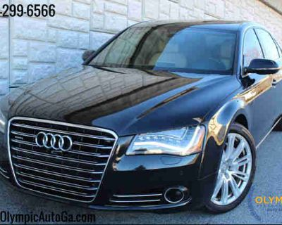 2014 Audi A8 for sale