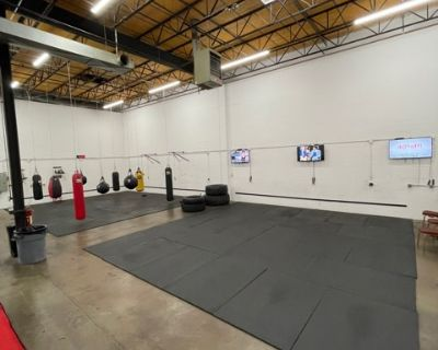 Large Multi-functional space. Boxing Gym, Fitness Equipment, Open Floor Space, Linthicum, MD