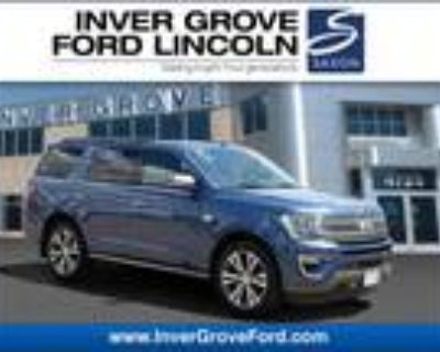 2020 Ford Expedition Blue, 10K miles