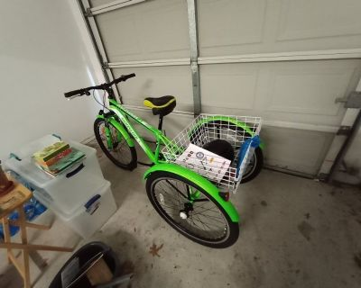 Vanell Adult Mountain Tricycle 7 speed  Cruiser