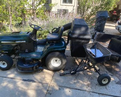 Online Auction in Parker The Pinery Ends 9/21!
