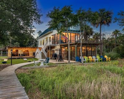 Goat Island - Real Island Living - *BY BOAT ONLY - see info about boat rentals * - Isle of Palms