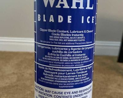 Wahl Professional - Animal Blade Ice Coolant and Lubricant for Pet Clipper Blades