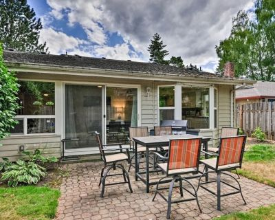 Private luxurious retreat close to Portland - Greenway