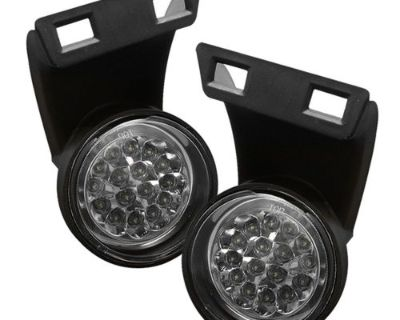 Spyder Auto 5015617 Led Fog Lights Fits 94-01 Ram 1500 Ram 2500 Ram 3500