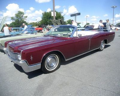 1966 Lincoln Sorry Just Sold!!! Continental Loaded