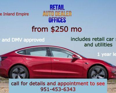 Retail Auto Dealer Offices