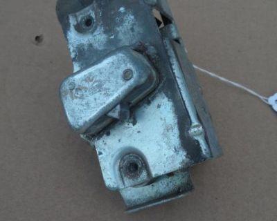 Type 1 OEM 1965-66 door locking mechanism